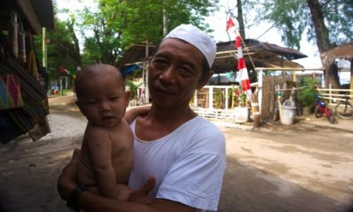Zdjęcie INDONEZJA / Gili Trawangan / Gili Trawangan / Rodzinnie