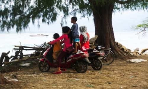Zdjęcie INDONEZJA / Gili Air / Gili Air / Tam jest lepszy świat