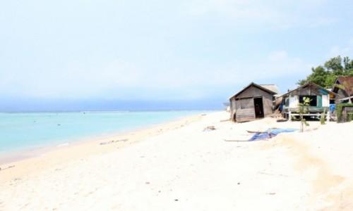 Zdjęcie INDONEZJA / Wyspy Gili / Gili Meno / Aż razi w oczy