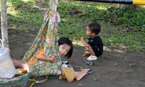 Zdjęcie INDONEZJA / Jawa / nie pamiętam / Dzieci