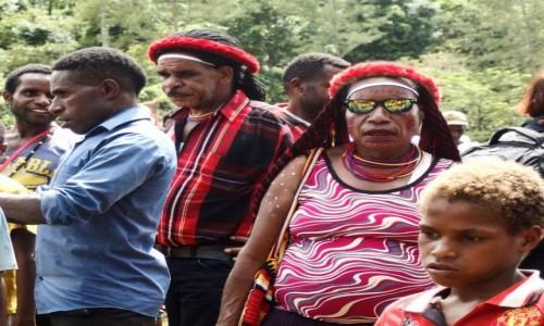 Zdjecie INDONEZJA / Dolina Baliem / Papua Zachodnia /