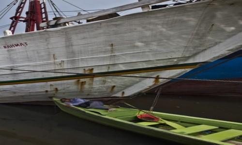 Zdjecie INDONEZJA / - / Jakarta / Fisherman's day