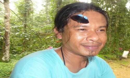 INDONEZJA / Sumatra / Bukit Lawang / Remi jungle spirit