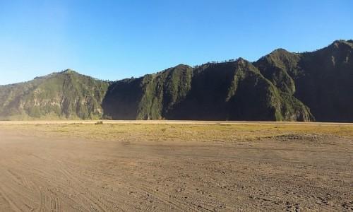Zdjęcie INDONEZJA / Jawa / kaldera Tengger / kaldera Tengger