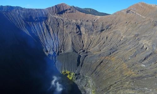 Zdjecie INDONEZJA / Jawa / kaldera Tengger / krater