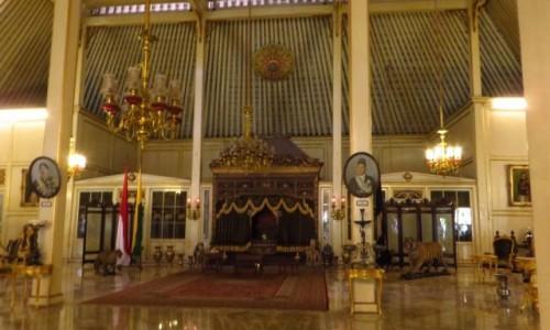 Zdjęcie INDONEZJA / Jawa / Surakarta / Kraton sułtana Surakarty