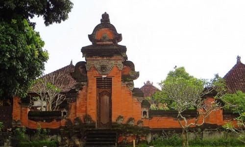 Zdjęcie INDONEZJA / Bali / gdzieś na wyspie / świątynia wiejska