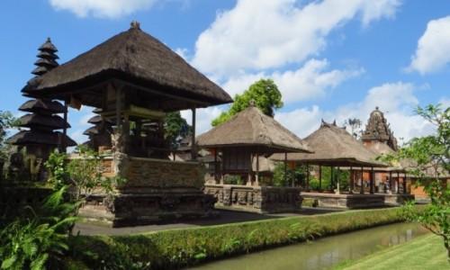 Zdjęcie INDONEZJA / Bali / gdzieś na wyspie / Pura Taman Ayun - świątynia królewska