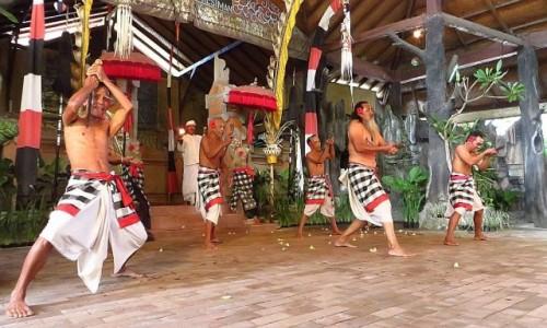 Zdjecie INDONEZJA / Bali / okolice Ubud / Taniec Barong