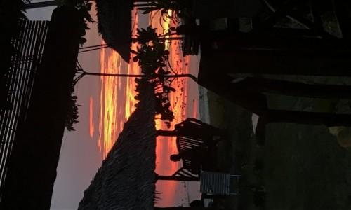 Zdjecie INDONEZJA / - / Panglao / Indonezyjski zachód słońca