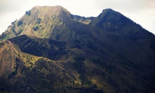 Zdjecie INDONEZJA / Bali / gdzieś na wyspie / wulkan Batur