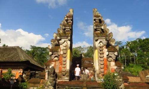 Zdjecie INDONEZJA / Bali / wulkan Batur / Pura Tirta Empul