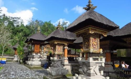 INDONEZJA / Bali / gdzieś na wyspie / Pura Tirta Empul