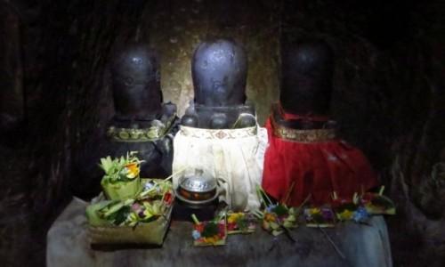 Zdjecie INDONEZJA / Bali / gdzieś na wyspie / Jaskinia Słonia