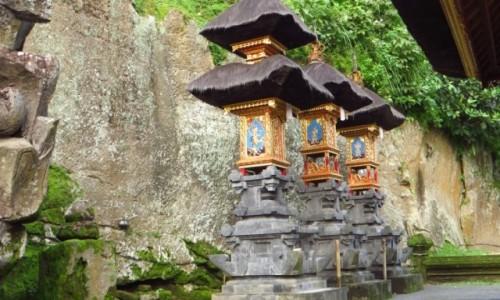 INDONEZJA / Bali / gdzieś na wyspie / Jaskinia Słonia