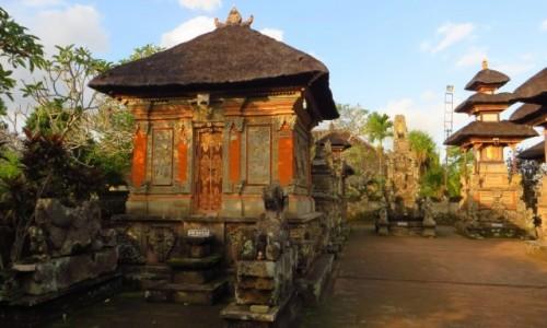 Zdjęcie INDONEZJA / Bali / gdzieś na wyspie / Pura Batuan