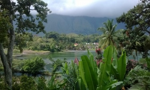 Zdjecie INDONEZJA / Lake Toba, Tuk Tuk / Indonezja, Wyspa Samosir na jeziorze Toba / Samosir, Lake Toba