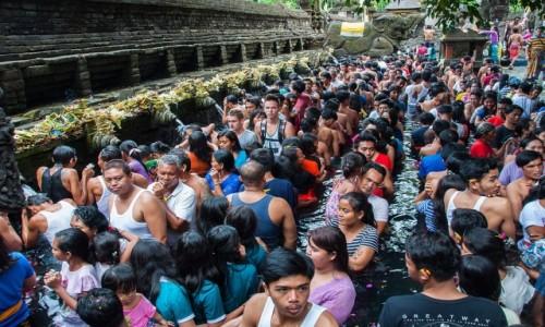 Zdjecie INDONEZJA / Bali / Tirtha Empul / Świątynia Tirtha Empul