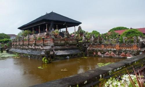 Zdjecie INDONEZJA / Bali / Klunkung / Kompleks pałacowy Kerta Gosa