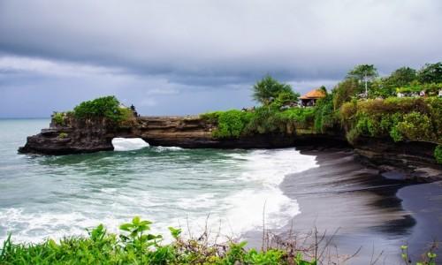 Zdjecie INDONEZJA / Bali / Tabanan / Świątynia Tanah Lot