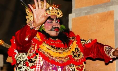 Zdjecie INDONEZJA / Bali / Nie pamiętam / Teatr