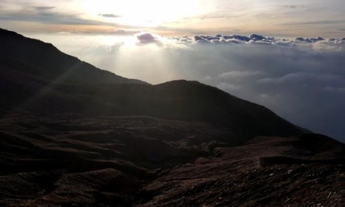 Zdjecie INDONEZJA / Sumatra Zachodnia / Gunung Marapi / Marapi