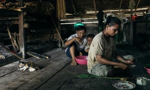 Zdjecie INDONEZJA / Siberut / Siberut / mentawai life #2