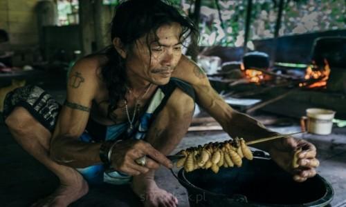 Zdjecie INDONEZJA / Siberut / Siberut / Mentawai life #3