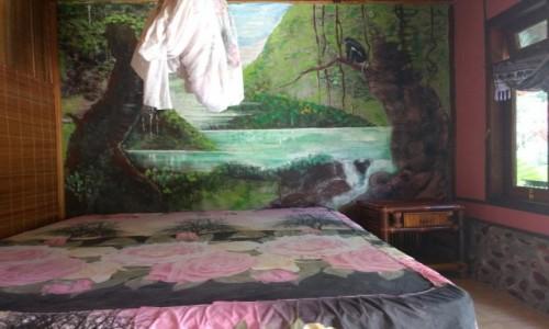 Zdjecie INDONEZJA / Sumatra / Bukit lawang / Lucky Bambo