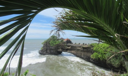 Zdjecie INDONEZJA / Bali / Tanah Lot / Ciekawe miejsce
