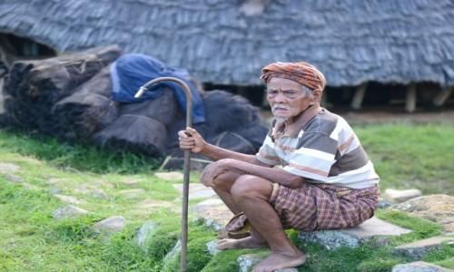 Zdjecie INDONEZJA / wyspa Flores / wioska Wae Rebo / Mam oko na wszystko