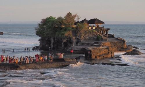 Zdjecie INDONEZJA / Bali / Beraban / Pura Tanah Lot