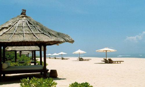 Zdjecie INDONEZJA /  Bali / plaża / Bezludna plaża