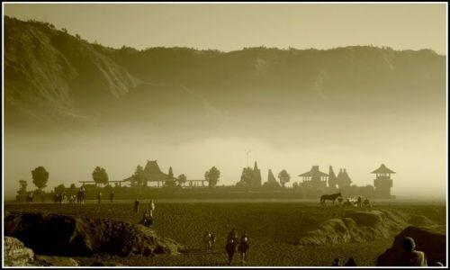 Zdjęcie INDONEZJA / Jawa / Bromo / u wrot raju ...