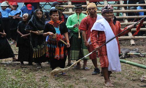 Zdjecie INDONEZJA / Sulawesi / Tana Toraja / Przybywa kolejny klan