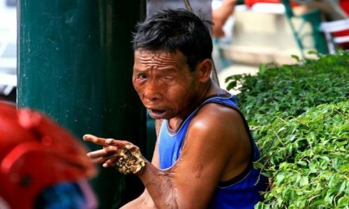 Zdjecie INDONEZJA / jawa / yogya / trad