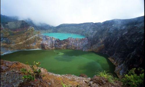 Zdjecie INDONEZJA / Nusa Tengara barat / Flores,Moni / Indonezja 13