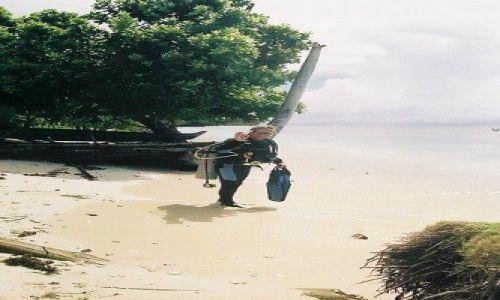 INDONEZJA / West Papua / Biak Regency / Autor