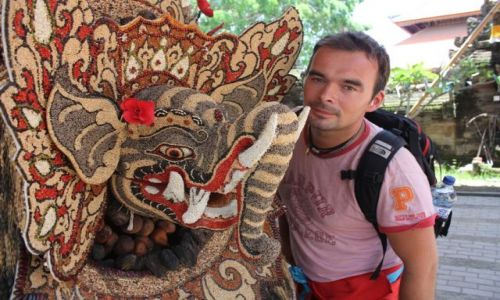 INDONEZJA / Bali / Ubud / wspomnienia z Bali