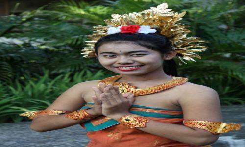 Zdjęcie INDONEZJA / Indonezja / BALI / Impreza.Dziewczyna do towarzystwa dla Globtrotrów