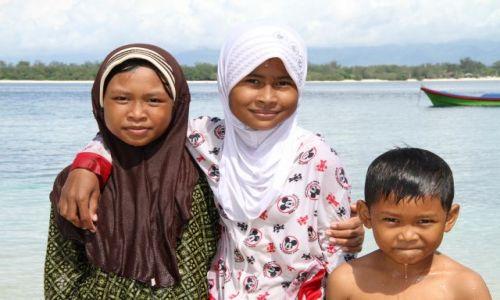Zdjęcie INDONEZJA / Indonezja / Gili Trawangan / PO KĄPIELI