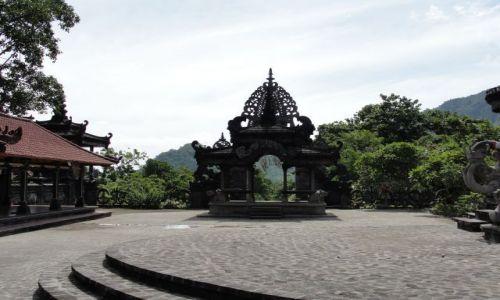 Zdjecie INDONEZJA / Bali  / Kuta / KLASZTOR
