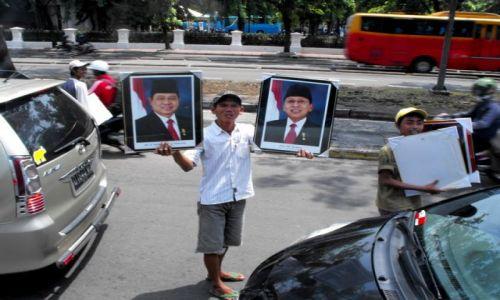 Zdjęcie INDONEZJA / Jakarta / centrum / portrety