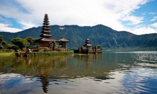 INDONEZJA / Bali / brak / Ulun Danu Temple