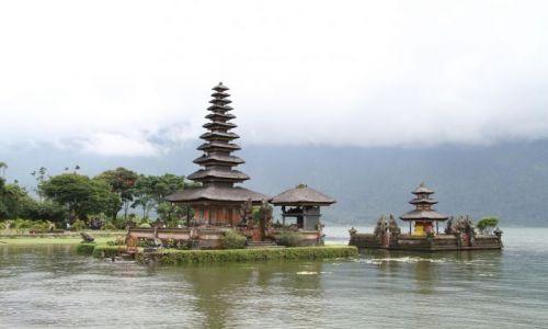 Zdjecie INDONEZJA / Indonezja / BALI / Ulun Danu Temple