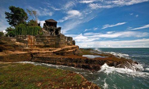 Zdjęcie INDONEZJA / Bali /      / Św. na morzu