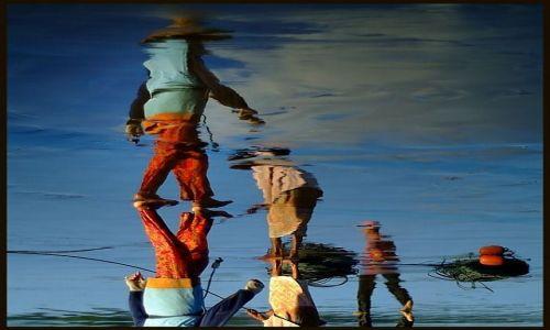 Zdjecie INDONEZJA / - / Borneo / Niebo nad Borne