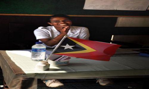 INDONEZJA / Demokratyczna Republika Timor Leste / Granica z Indonezją / kontrola medyczna na granicy