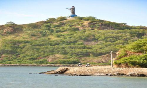INDONEZJA / Demokratyczna Republika Timor Leste / Dili / Pomnik Chrystusa nad Dili