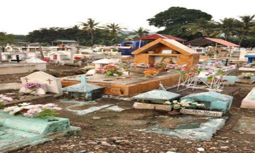 INDONEZJA / Demokratyczna Republika Timor Leste / Dili / Cmentarz Santa Cruz